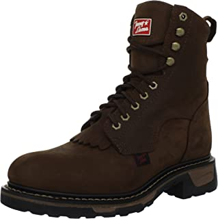 Boots Men's Steel Toe Lacer TW2004 Work Boot