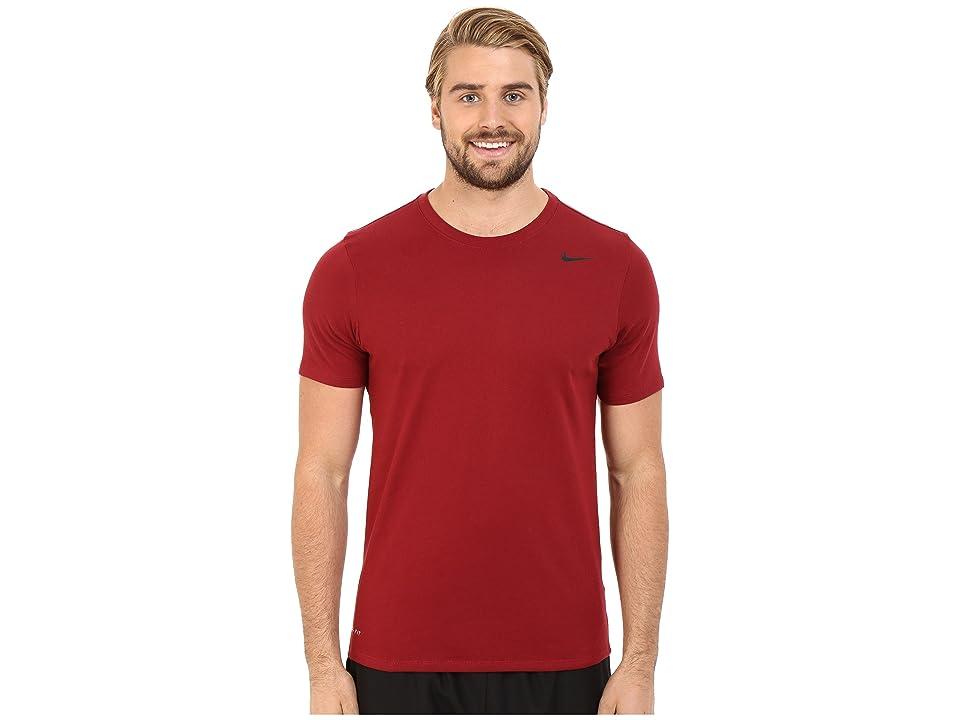 Nike Dri-FITtm Version 2.0 T-Shirt (Team Red/Team Red/Black) Men