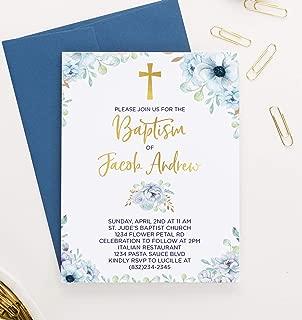 1st communion invitations for twins