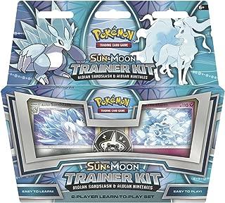 Pokemon TCG: Sun & Moon Trainer Kit Alolan Sandslash & Alolan Ninetales
