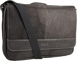 'Risky Business' Single Gusset Messenger Bag