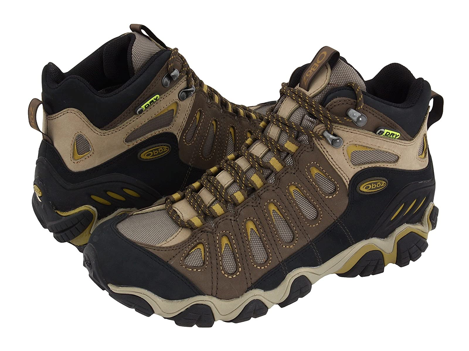 Oboz Sawtooth Mid BDryEconomical and quality shoes