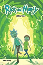 RickandMorty Book One: Deluxe Edition (1)