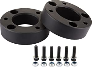 ECCPP 2.5 inch leveling kit Front Strut Spacers Raise your vehicle Front Leveling Lift Kit 2.5