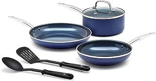 Blue Diamond CC001950-001 cookware-set, 6pc (Renewed)
