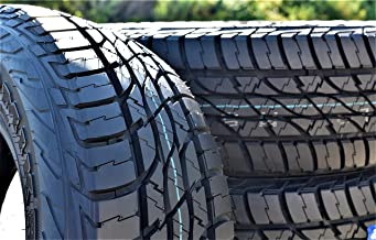 Accelera Omikron A/T All-Terrain Radial Tire-285/70R17 121/118R LRE 10-Ply