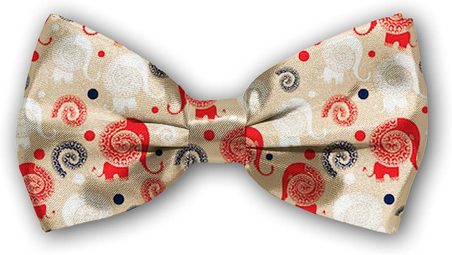 Bow Tie Tuxedo Butterfly Cotton Rapid rise Bowtie for Very popular Boys Adjustable Mens