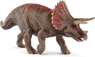 Schleich Triceratops Toy Figure, Brown