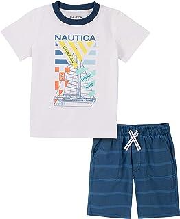 Nautica Sets (KHQ) Baby Boys' 2 Pieces Shorts Set