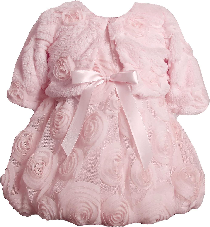 Bonnie Jean Little Girls' Bonaz Bubble with Jacket