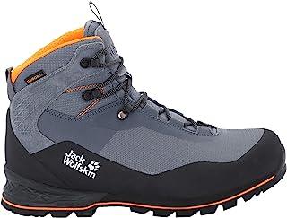 Jack Wolfskin WILDERNESS LITE TEXAPORE MID M heren Trekking- en wandelschoenen.