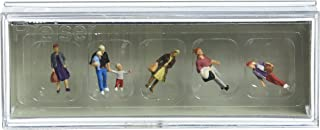 Preiser 79198 Passengers Walking Passengers N Model Figure