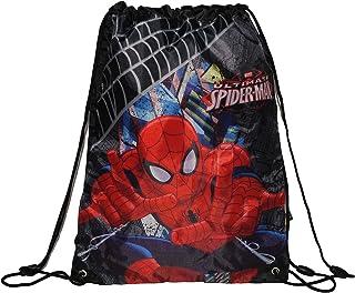 Marvel Spiderman Sportbeutel Turnbeutel Sporttasche Tasche Schuhbeutel Rucksack