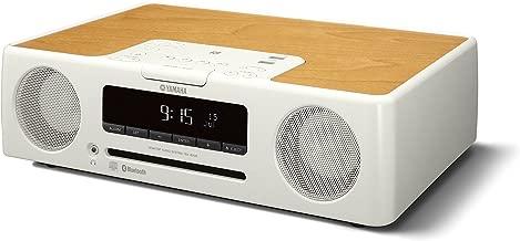 Yamaha TSX-B235WH Desktop Audio with Bluetooth (White)