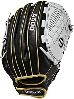 Wilson 2020 Siren 12.5 英寸垒球手套 - 右手投掷