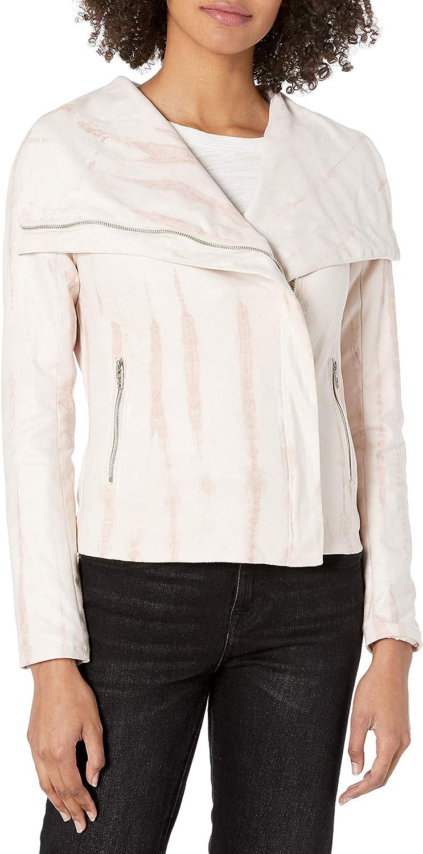 [BLANKNYC] womens Faux Suede Jacket