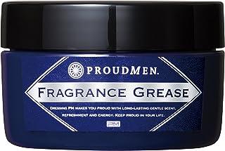 プラウドメン フレグランスグリース 60g 整髪料 スタイリング剤 ヘアグリース