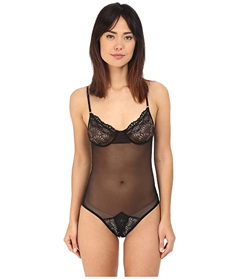 16be64a50e Only Hearts Whisper Sweet Nothings Coucou Bodysuit at Zappos.com