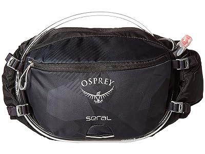 Osprey Seral (Obsidian Black) Travel Pouch