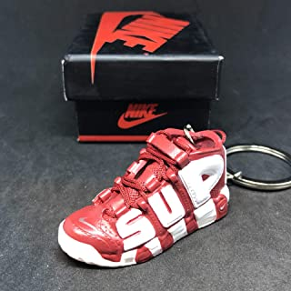 supreme air uptempo red