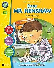 Dear Mr. Henshaw - Novel Study Guide Gr. 5-6 - Classroom Complete Press (Literature Kit)