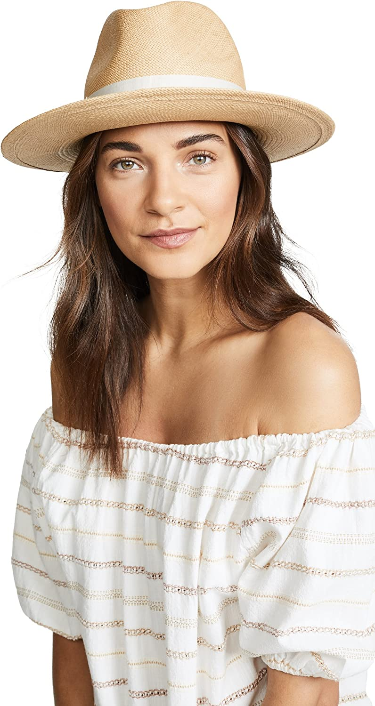 Hat Attack Women's Panama Continental Hat