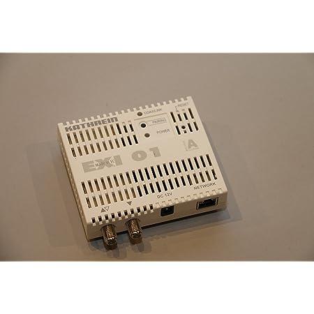 Kathrein Exi 01 Modem Für Ip über Koax System Elektronik