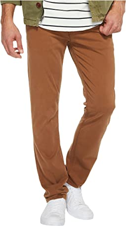 Blake Slim Straight Twill in Masonite