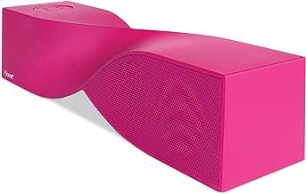 iSound Twist Bluetooth Wireless Mobile Speaker (Rubberized Pink)