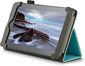 NuPro Fire Standing Case (Previous Generation - 5th), Turquoise