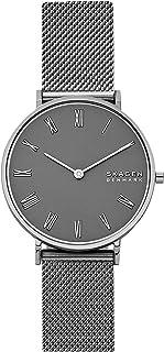 Skagen Women's Hald Quartz Stainless Steel Classic Dress Watch