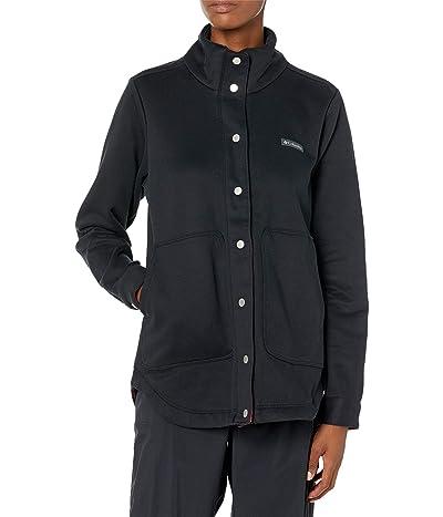 Columbia Hart Mountain Shirt Jacket (Black) Women