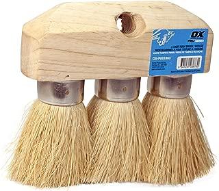 3 knot roof brush