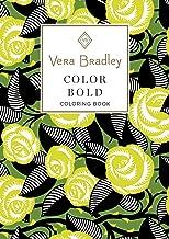 Vera Bradley Color Bold Coloring Book (Design Originals) (Vera Bradley Coloring Collection)