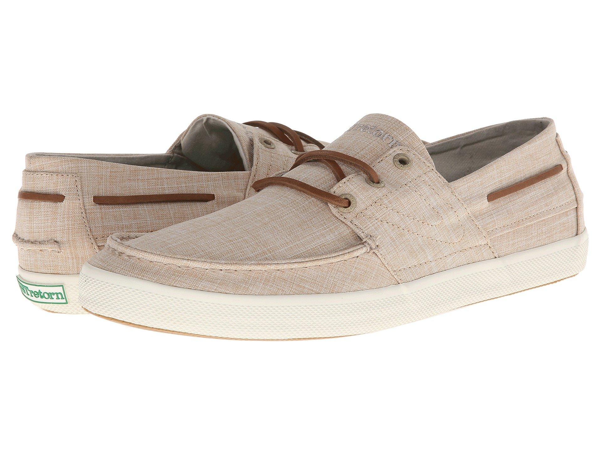 Calzado Tipo Boat Shoe para Hombre Tretorn Otto Linen  + Tretorn en VeoyCompro.net