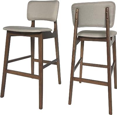 Awesome Amazon Com Safavieh Bst6302A Set2 Nikita Bar Stool Light Creativecarmelina Interior Chair Design Creativecarmelinacom