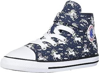 Converse Kids' Chuck Taylor All Star Unicorn Print Velcro High Top Sneaker