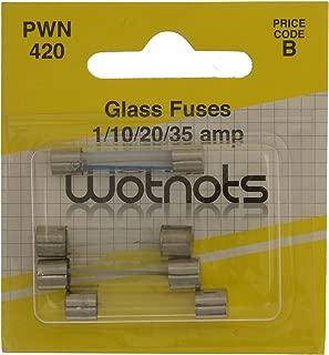 Perla di PWN020 vetro fusibili 35 ampere