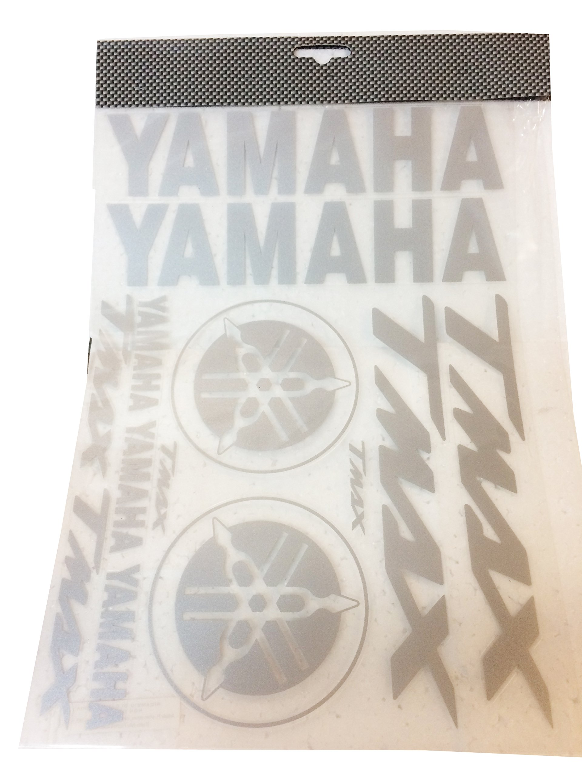 Kit Adhesivos Yamaha T-MAX precortados Transparentes