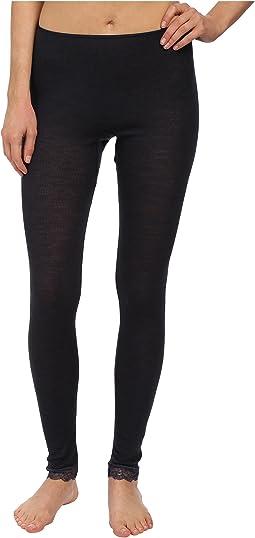 Hanro - Woolen Lace Leggings