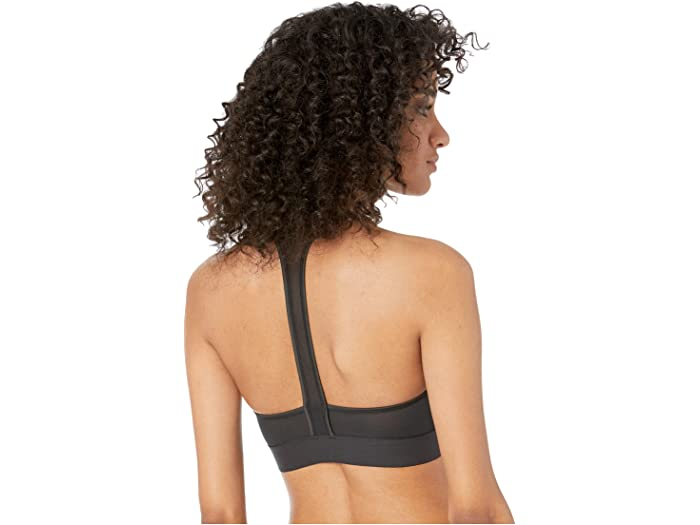 Brooks Fast Forward Zip | Moving Comfort Black Underwear & Intimes