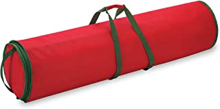 "Whitmor Christmas Gift Wrap Organizer for 30"" Rolls of Gift Wrap"
