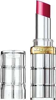 L'Oréal Paris Makeup Colour Riche Shine Lipstick, Glassy Garnet, 0.1 oz.