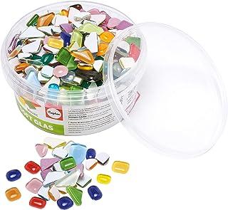 Rayher Mezcla de Piedras de Mosaico Soft Glas, Coloreado,