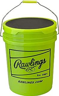 Baseball Express/Rawlings 6 Gallon Empty Bucket With Lid