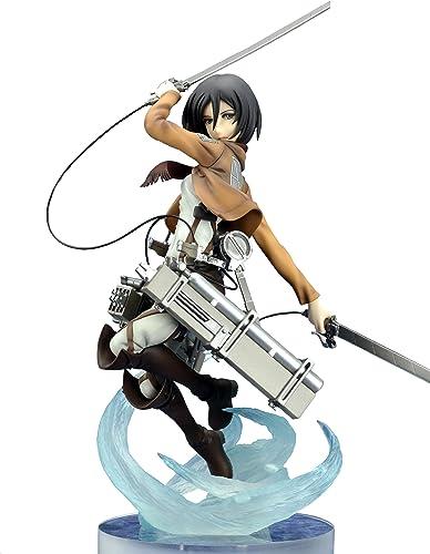 Attack on Titan Statue 1 8 Mikasa Ackerman 19 cm