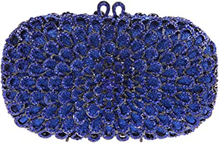 Fawziya Floral Purse Bling Party Handbags For Women Evening Bags