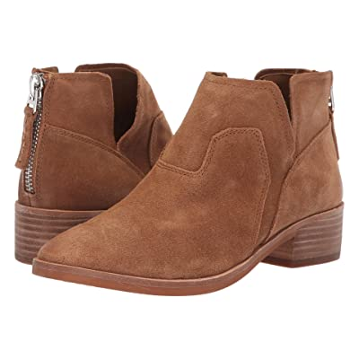 Dolce Vita Titus (Dark Saddle Suede) Women