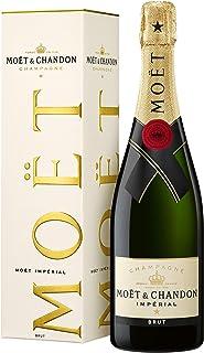Moët & Chandon Brut Impérial Champagner mit Geschenkverpackung 1 x 0.75 l