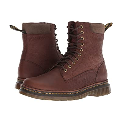 Dr. Martens Vincent Robson (Dark Brown Grizzly) Men